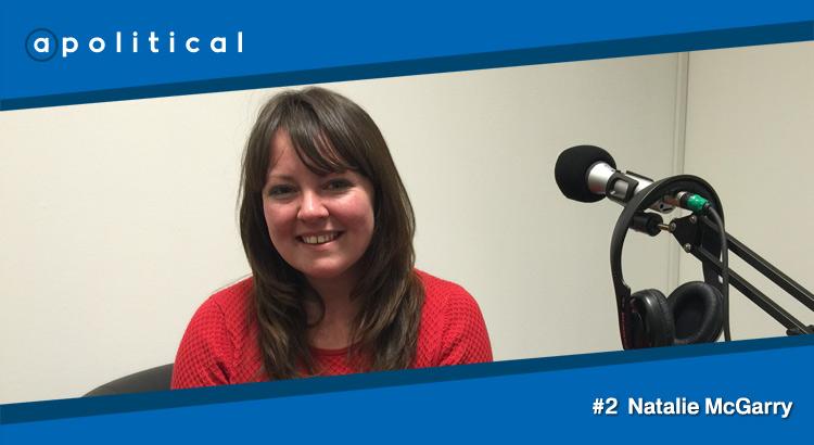 Episode 2 - Natalie McGarry