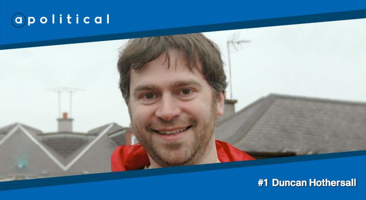 Episode 1 - Duncan Hothersall
