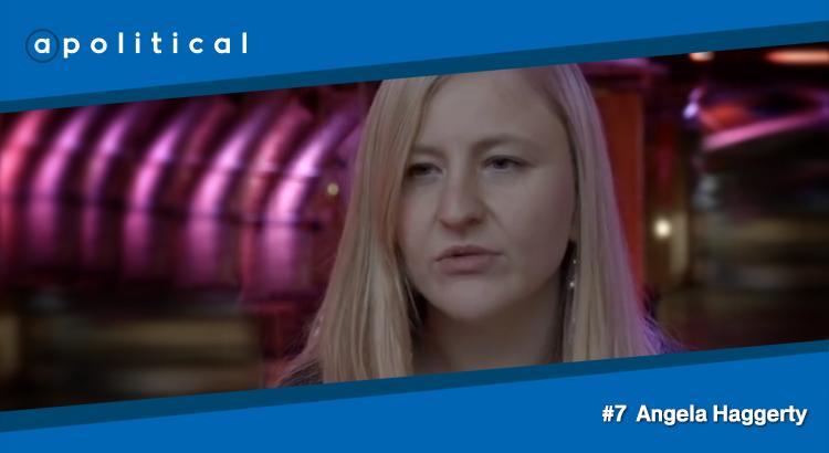 Episode 7 - Angela Haggerty
