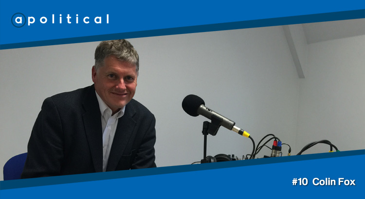 Episode 10 - Colin Fox