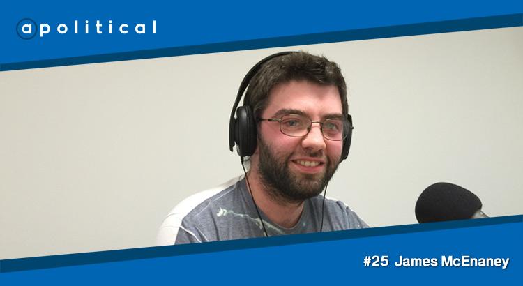 Episode 25 - James McEnaney