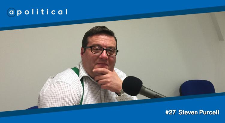 Episode 27 - Steven Purcell