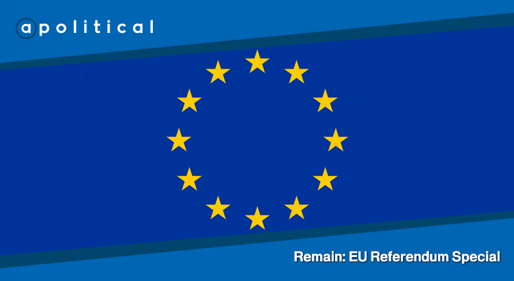 Episode 44 - Remain: EU Referendum Special