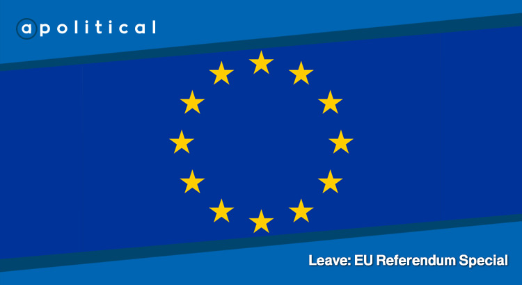 Episode 45 - Leave: EU Referendum Special